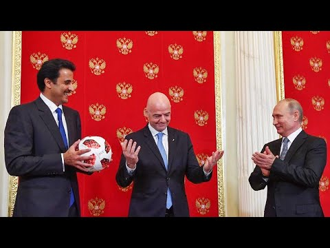 Russia hands over World Cup mantle to Qatar