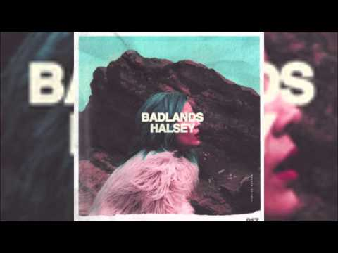 Halsey - Colors (Talking Part Removed)