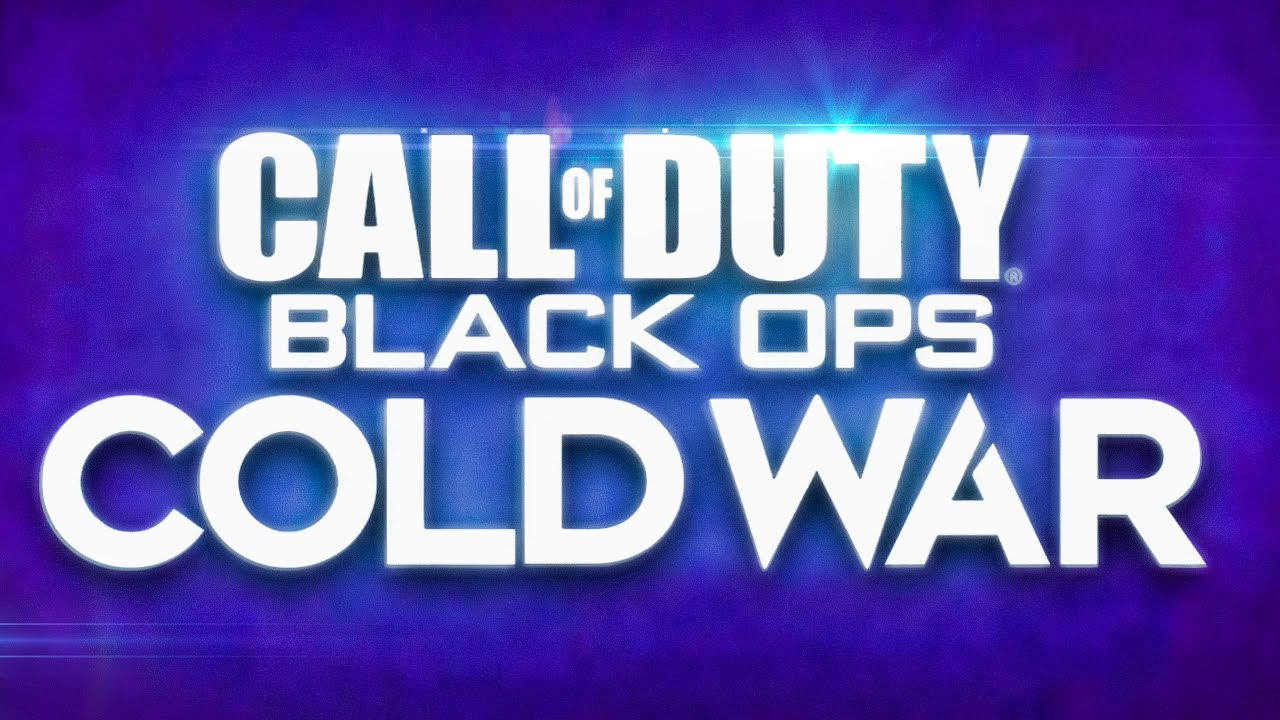 CALL OF DUTY BLACK OPS: COLD WAR ES OFICIAL TRAILER COD 2020