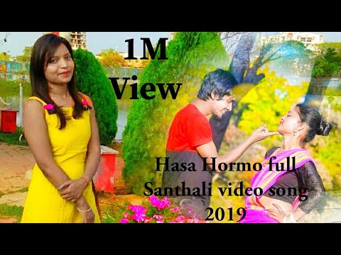 Hasa Hormo Modern Cum Traditional Santhali Full Song 2019 HD Video// Singer Tinku Tiger Murmu