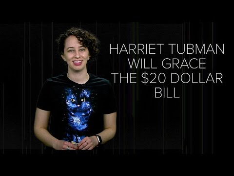Harriet Tubman will grace the $20 bill (CNET News)
