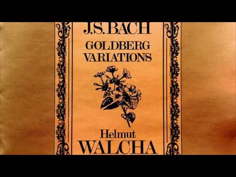 Bach - Goldberg Variations/Harpsichord (recording of the Cen
