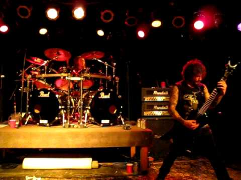 Goatwhore - Provoking the Ritual of Death live mp3
