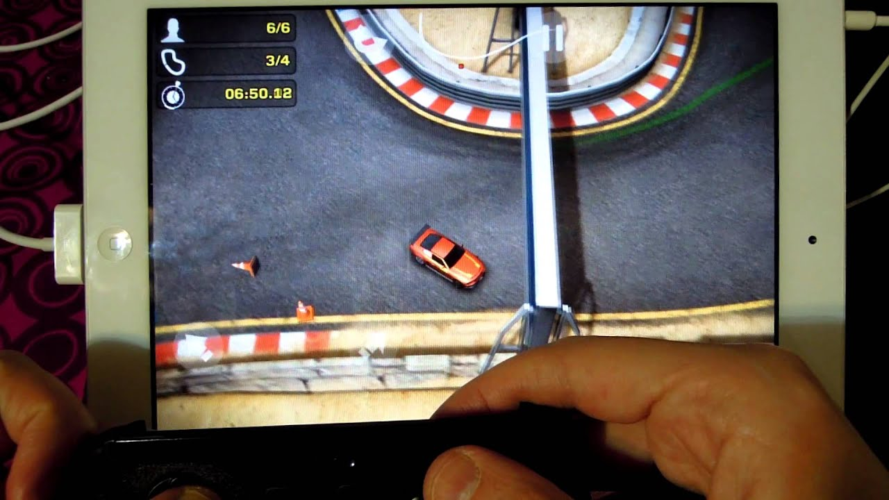 New bugfix: BluTrol (Bluetooth game controller utility) + Reckless