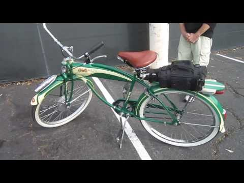 Columbia Vintage Reproduction With a E-bike Conversion