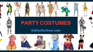 Party Costumes For The Whole Family