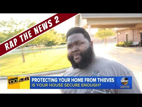 Rap The News 2 — Beatbox Break-In