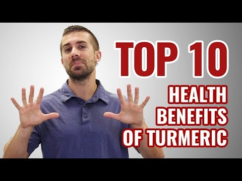 TOP 10 Health Benefits of Turmeric Uses for Health