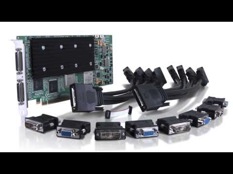 Matrox: graphics for professionals - the diversity revealed
