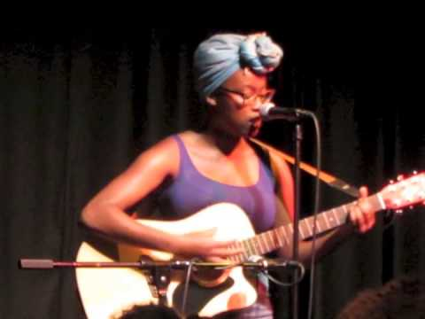 Gabrielle Jackson * Pay No Mind @Nuyorican Poet Cafe NYC