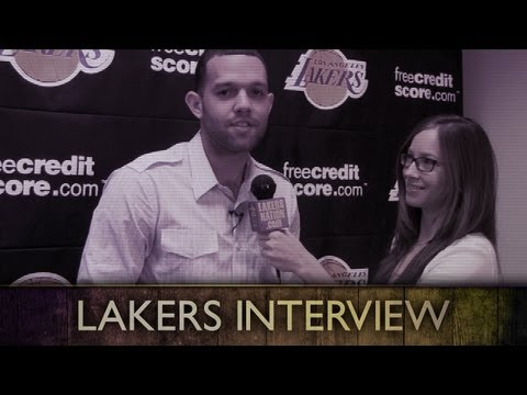 Lakers Nation Interviews Jordan Farmar Who