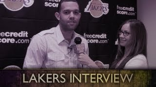 Lakers Nation Interviews Jordan Farmar Who