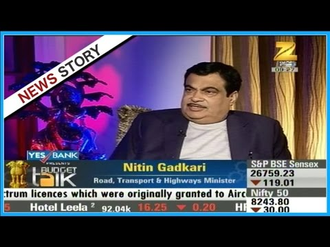 Big announcements will be made for infrastructure sector in Budget : Nitin Gadkari