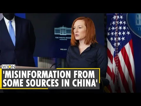 United States accuses China of COVID-19 'misinformation' | World News | WION News