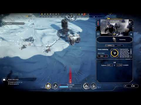 Frostpunk!! under rated game in my opinion.. |