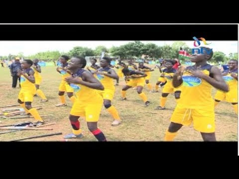 Sinyolo are the East African girls hockey champions