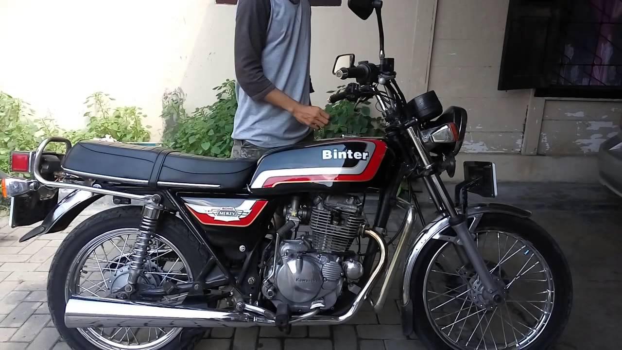 Kawasaki Merzy