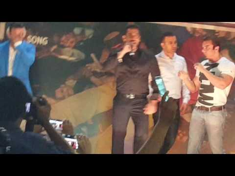 Salman in Arabian centre Dubai