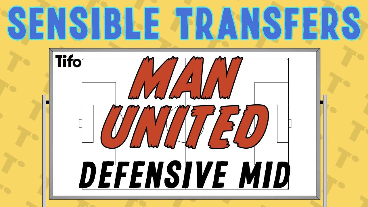 Sensible Transfers: Manchester United - Defensive Midfielder