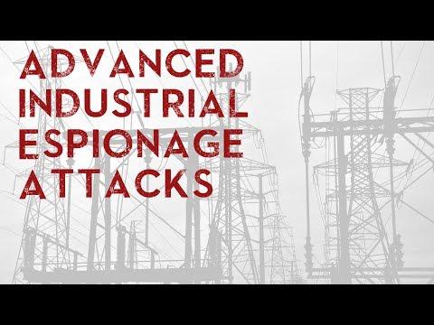 Advanced industrial Espionage Attacks