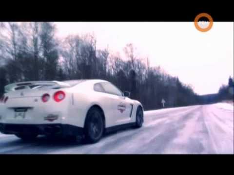 Top Gear Russia: Nissan GT-R