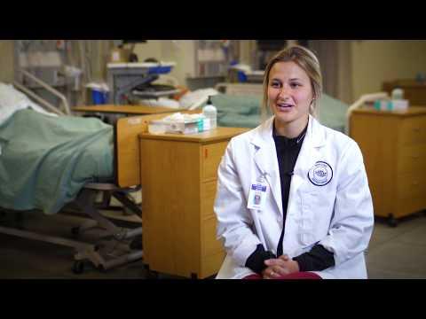 Meet Kaitlyn, nursing student at Lake Superior College (:45)