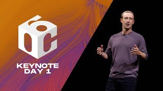 Day 1 Keynote | Oculus Connect 6