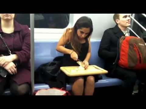 Subway Onion Performance 02/16/12