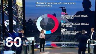 """Чубайс: """"Инфантильное и неблагодарное российское общество!"""". 60 минут от 10.12.18"""