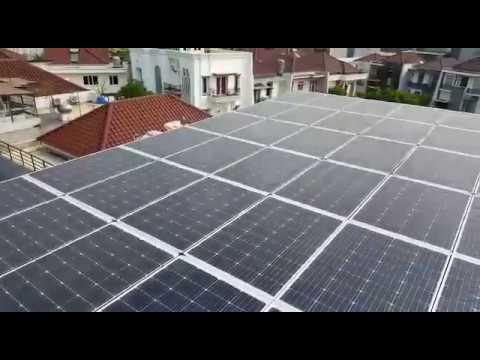 SOLAR ENERGY || Solar Panel 7.7kWH || JAKARTA INDONESIA
