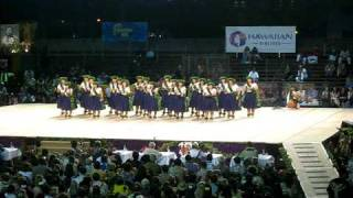 The Merrie Monarch Festival 2009,  Keali