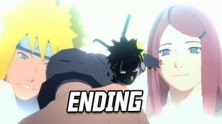 Naruto Shippuden Ultimate Ninja Storm 3 Walkthrough - Part 44 ENDING Gameplay