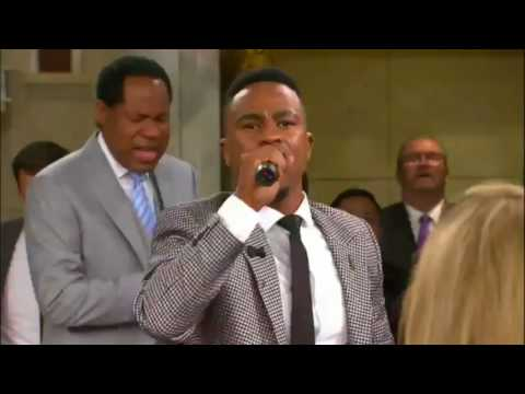 Martin PK - Pst Chris requests for Superman Live on Loveworld USA in LA! Power!