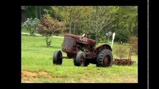 الجرارات الزراعية