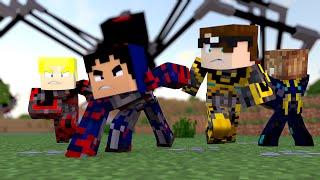 Minecraft: AVENTURA - O PIOR TIME DE TODOS?! #5