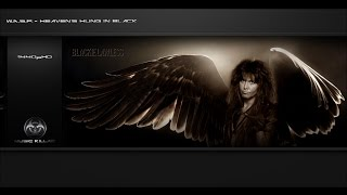 Download W.A.S.P. - Heaven's Hung In Black [Original Song HQ-1080pᴴᴰ] + Lyrics YT-DCT MP3 song and Music Video