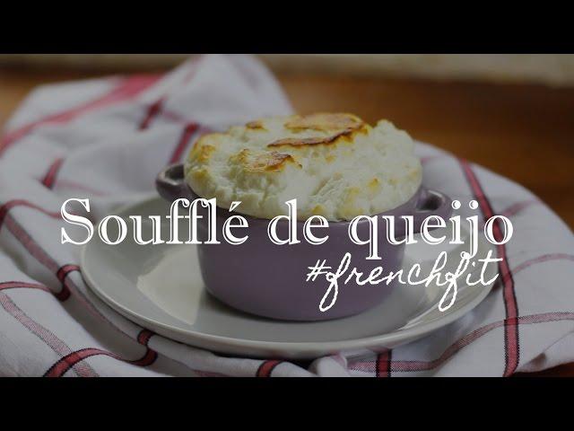 Soufflé de queijo leve | FrenchFit