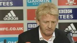 Sky Sports Video Football Championship Middlesbrough Strachan welcomes Boro challenge2