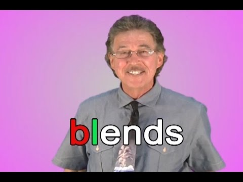 Blends Song | Letter Blends | Consonant Blends | Two Letters That Work Together | Jack Hartmann
