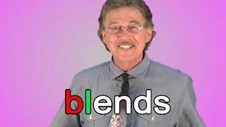 Blends Song | Letter Blends | Consonant Blends | Two Letters that Work Together | Jack Hartmann