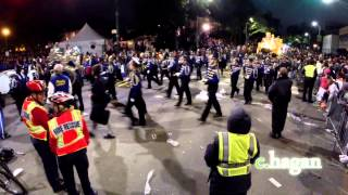 Conde Cavaliers Parade 2014 - Mobile, AL (Short version)