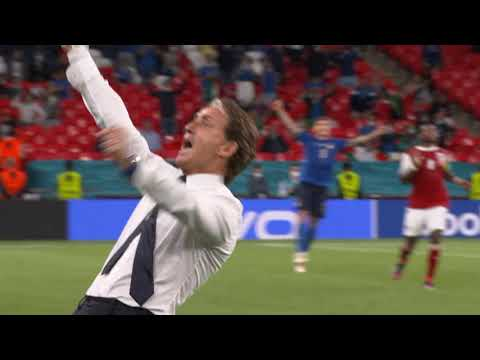 Italy Austria Goals And Highlights