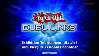 Yu-Gi-Oh! Duel Links Exhibition: Robin Bachofner vs Tom Viergutz thumbnail