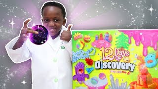 Super Siah Does Magic  Into The Future To Enjoy 12 Days Of Discovery