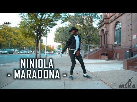 Niniola - Maradona | Meka Oku Choreography