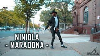 niniola maradona meka oku choreography