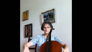 cello staccato lesson 2