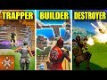 12 Types Of Players In Fortnite Battle Royale - Which One Are You?