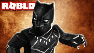 NERO PANTHER FILM IN ROBLOX