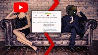 Wieso bin ich ein Hassredner, Youtube?